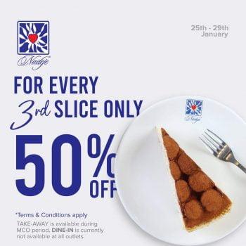 Nadeje Slice Cake Promosi Diskaun 50%