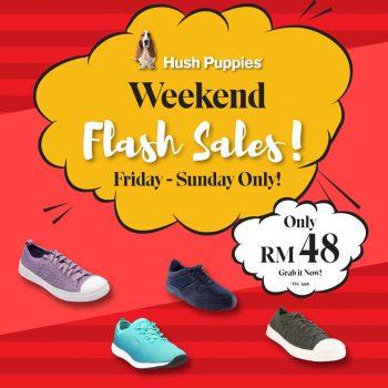 Hush Puppies Weekend Flash Sales
