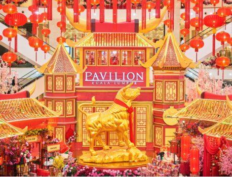 Baucar Parkson RM50 Percuma Pavilion KL