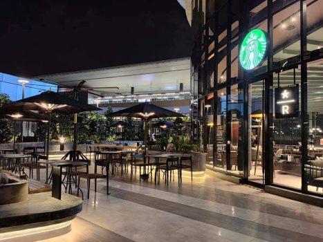 Promosi Pembukaan Starbucks Reserve Tropicana Gardens Mall