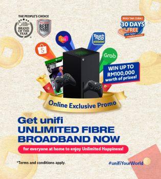 Jimat sehingga RM1500 setiap tahun apabila anda menggabungkan unifi Home, unifi TV dan unifi Mobile