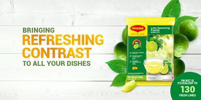 MAGGI Lime Seasoning Powder Free Sample Giveaway