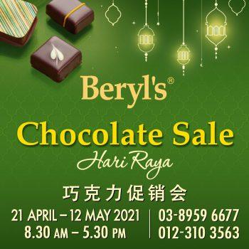 Jualan Kilang Coklat Beryl 2021