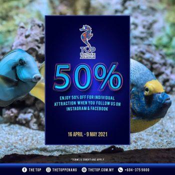Tiket Masuk Pulau Pinang Teratas Diskaun 50%