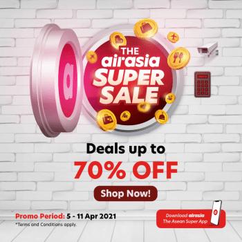 Jualan Super AirAsia 2021