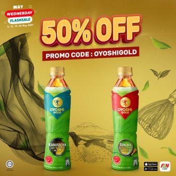 F&N Life store Diskaun 50% Kod Promosi