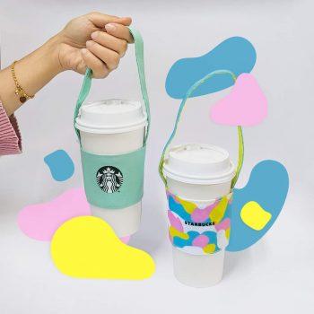 Starbucks Pembawa Piala Musim Panas serba baru dengan harga RM12.90 sahaja