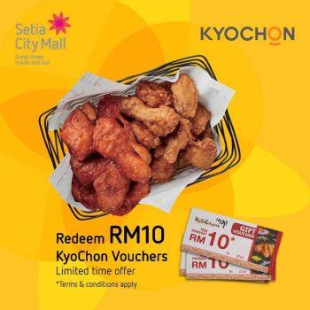 Baucar RM10 Percuma KyoChon
