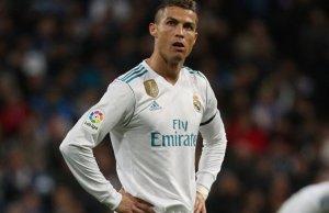 Cristiano Ronaldo. Foto REUTERS.