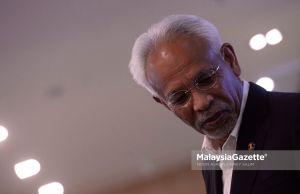 Tan Sri Shahrir Abdul Samad.
