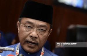 Ahli Majlis Tertinggi, Datuk Seri Mohd Sharkar Shamsudin.