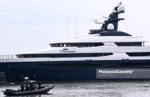 Lelongan kapal pesiaran mewah 'Equanimity' yang didakwa milik ahli perniagaan Low Taek Jho atau Jho Low telah menarik minat pembeli daripada rantau Asia, Eropah, Timur Tengah dan Amerika Syarikat.