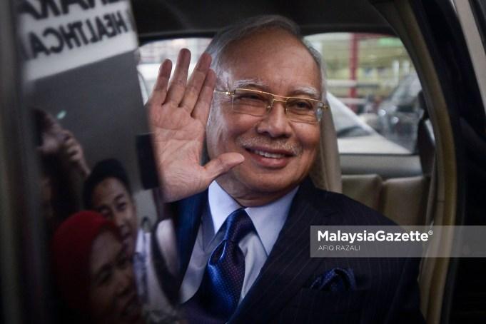 Bekas Perdana Menteri, Datuk Seri Najib Tun Razak mengucapkan tahniah kepada Datuk Seri Anwar Ibrahim di atas kemenangan dalam Pilihan Raya Kecil Parlimen Port Dickson hari ini.