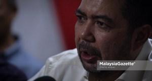 Datuk Marzuki Yahya. foto SYAFIQ AMBAK, 06 OKTOBER 2018.