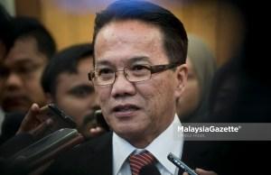 Menteri di Jabatan Perdana Menteri, Datuk Liew Vui Keong