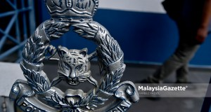PDRM police Nilai stepfather drugs boy Tanjung Sepat Selangor Exco Raya celebration