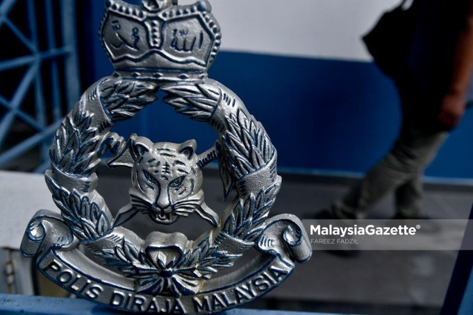 PDRM police Nilai stepfather drugs boy