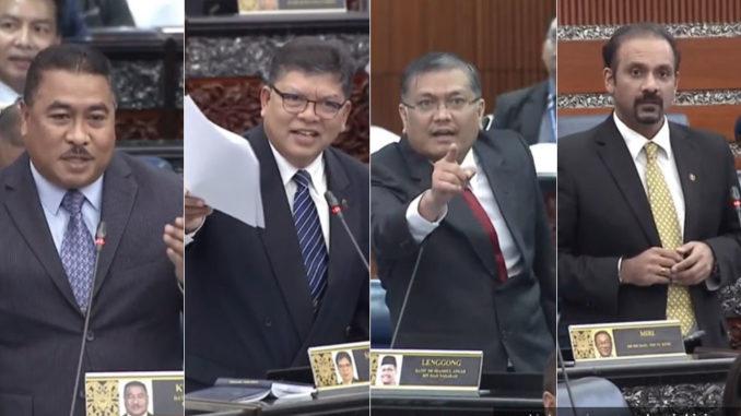 Geng BN sudah jadi pembangkang dan sering bertikam lidah dengan geng kerajaan di Dewan Rakyat.