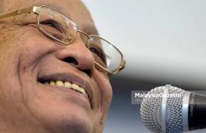 Lim Kit Siang.