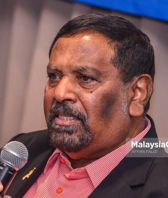 Datuk Mohammed Shafie Mammal.