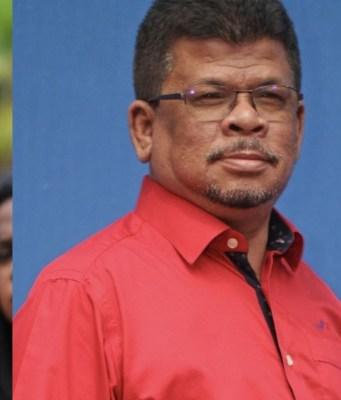 Aktivis ini yang tinggal berjuang bersama pucuk pimpinan ketika pemimpin negeri, bahagian dan MT menghilangkan diri.