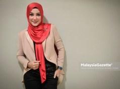 Erra Fazira second wife politician minister Ahmad Faizal Azumu Perak
