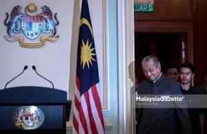 Perdana Menteri, Tun Dr. Mahathir Mohamad