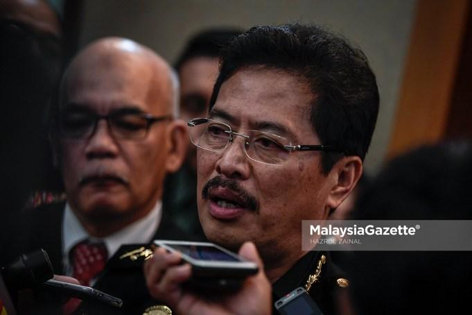 Datuk Seri Azam Baki. foto HAZROL ZAINAL, 21 MEI 2019.