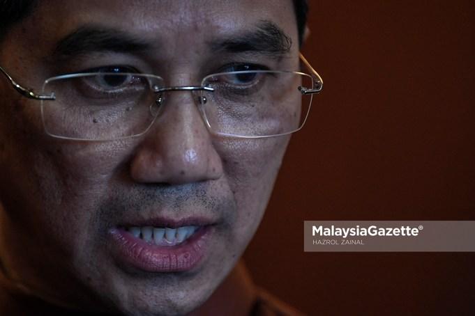 Datuk Seri Mohamed Azmin Ali