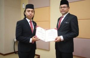 Majlis Perbandaran Pasir Gudang melantik Madyasir Ahmad Basir sebagai Ahli Majlis Perbandaran Pasir Gudang.