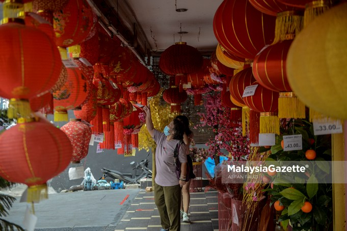 Opinion Yeap Ming Liong SOP MCO 2.0 Chinese New Year 2021 safe SOP Covid-19