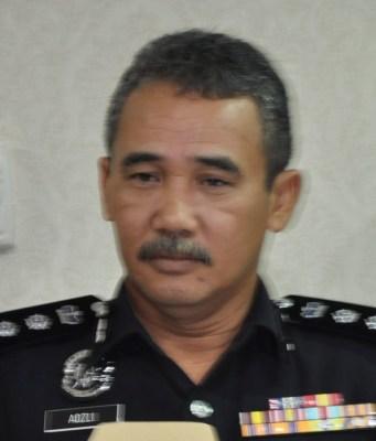 ACP Adzli Abu Shah