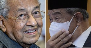 Proclamation of emergency Tun Dr Mahathir Mohamad & Tan Sri Muhyiddin Yassin. Who is the dictator?