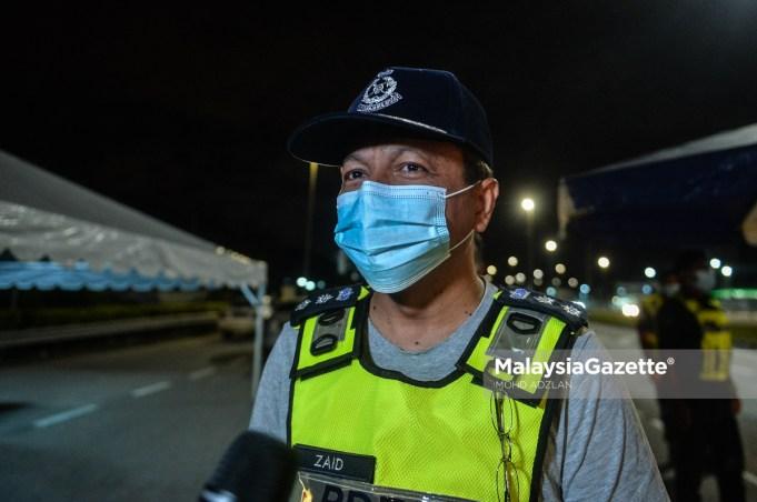 ACP Mohd Zaid Hassan decayed body Jalan Broga drain