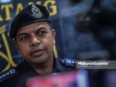 Nicky Gang Nicky Liow Soon Hee Op Pelican 3.0 Chief Police of Johor Datuk Ayob Khan Mydin Pitchay immediate termination