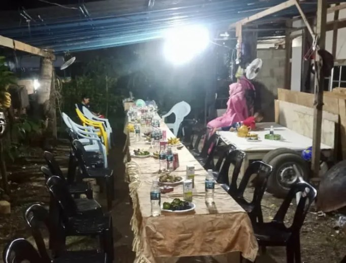 Five individualsu have been fined for gathering to celebrate the birth a grandchild at their residence in Kampung 11 Sungai Lalang, Bedong