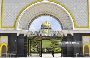 Istana Negara Al-Sultan Abdullah Yang diPertuan Agong Parliament sitting