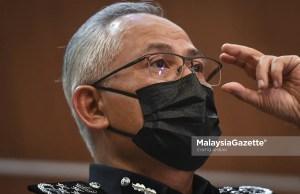 IGP Datuk Seri Acryl Sani Abdullah Sani EMCO vaccination
