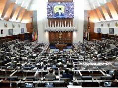 Dewan Rakyat Azhar Azizan Harun Speaker Parliament rotate Members of Parliament Covid-19 positive