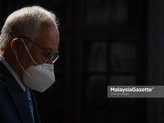 Najib Razak IRB Inland Revenue Board tax arrears bankruptcy