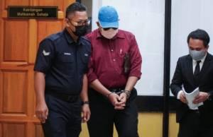 Mohd Faizal Amir teacher unnatural sex gay sexual grooming