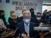 Ismail Sabri Yaakob proclamation of emergency Melaka state election