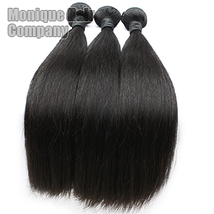 straight hair customer show