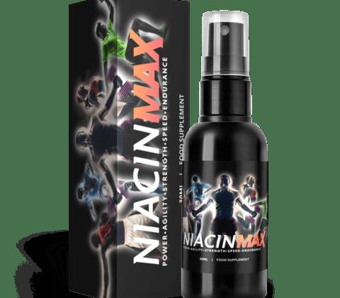 Niacin Max Vitamin B3 Spray Malaysia