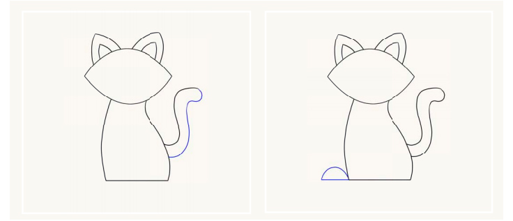Comment dessiner un chat
