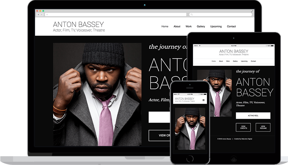 anton-bassey__malcolm-digital-actor-actress-web-design-showcase