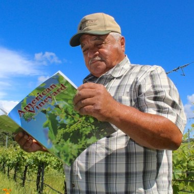 -Frank Villanueva, <em>Carneros AVA Wine Grape Grower</em>
