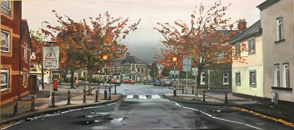 Adamstown in Cardiff