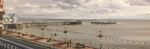 Penarth Pier and The Balmoral