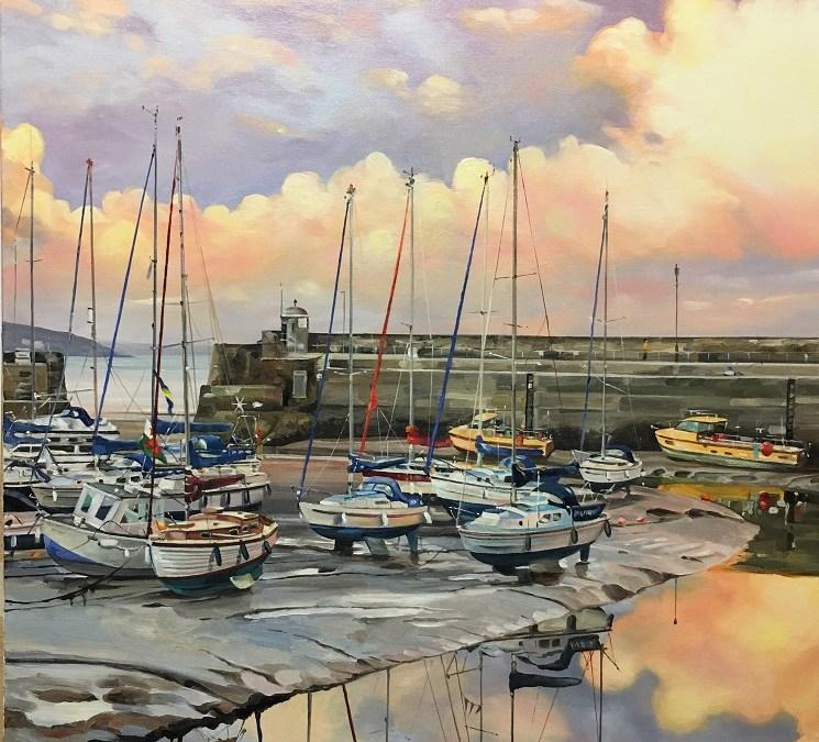 Saundersfoot Harbour Moorings